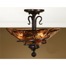 Vitalia Semi Flush Mount