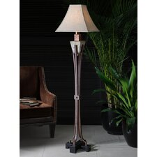 <strong>Uttermost</strong> Slate Floor Lamp
