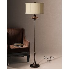 <strong>Uttermost</strong> Lahela 1 Light Floor Lamp