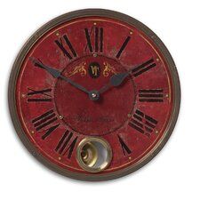 "Villa Tesio 11"" Weathered Wall Clock"