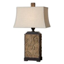 <strong>Uttermost</strong> Calvina 1 Light Table Lamp