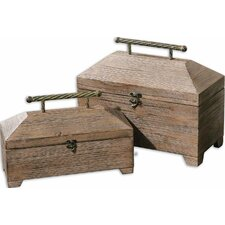 <strong>Uttermost</strong> Tadao Home Accent Accessories (Set of 2)