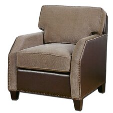 Dillard Velvet Arm Chair
