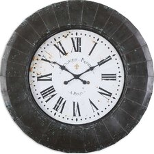 "Oversized 44.5"" Peronell Wall Clock"
