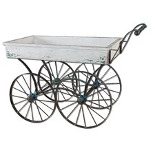<strong>Uttermost</strong> Generosa Weathered Flower Cart