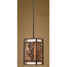 Quarry 1 Light Mini Pendant
