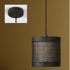 <strong>Uttermost</strong> New Orleans 1 Light Mini Pendant