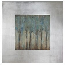 Windblown Framed Original Painting