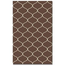 <strong>Uttermost</strong> Hamilton Dark Chocolate Rug