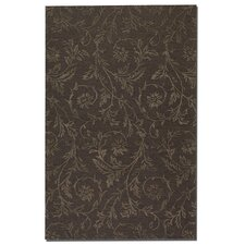 Licata Dark Chocolate Rug