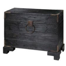 <strong>Uttermost</strong> Carino Trunk Console Table