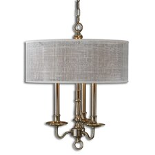 Santina 3 Light Drum Chandelier