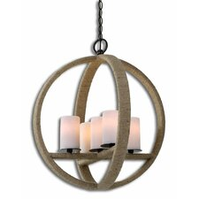 Gironico Round 5 Light Mini Pendant