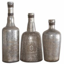 Lamaison Bottles (Set of 3)
