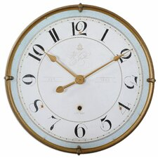 "<strong>Uttermost</strong> Torriana Oversized 31.5"" Wall Clock"