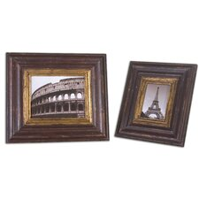 <strong>Uttermost</strong> Ciar Picture Frame (Set of 2)