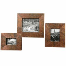 3 Piece Ambrosia Photo Frame Set