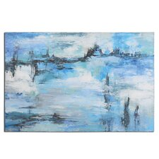 <strong>Uttermost</strong> Thru The Mist Canvas Art