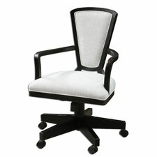<strong>Uttermost</strong> Exavier Modern Desk Chair