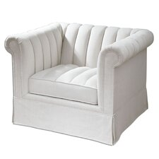 Evania Tufted Arm Chair