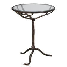 <strong>Uttermost</strong> Sadira Cast Iron End Table