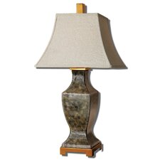 Danilo Mottled Glass Table Lamp