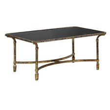 <strong>Uttermost</strong> Zion Metal Coffee Table