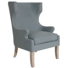 Graycie High Back Wing Chair