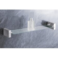 "Bathroom Accessories 18.5"" Shelf"