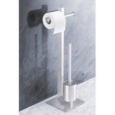 Bathroom Accessories Freestanding Fresco Toilet Butler
