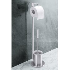 Bathroom Accessories Freestanding Marino Toilet Butler