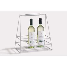 <strong>ZACK</strong> Bottiglia 6 Bottle Tabletop Wine Rack