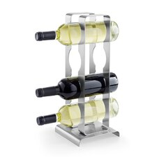 <strong>ZACK</strong> Fonare 4 Bottle Tabletop Wine Rack