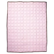 <strong>Bacati</strong> Metro Quilted Toddler Throw Play Mat
