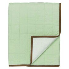 Metro Quilted Toddler Throw Play Mat