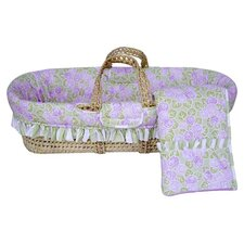 Flower Basket Moses Basket