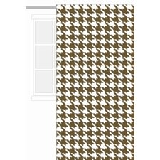 Metro Sateen Cotton Rod Pocket Curtain Single Panel
