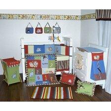 ABC123 Crib Bedding Collecton