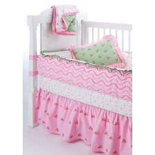 <strong>Bacati</strong> Summer Garden Crib Bedding Collection