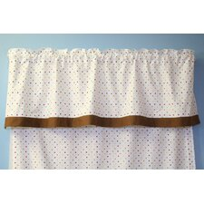 <strong>Bacati</strong> Baby and Me Curtain Valance