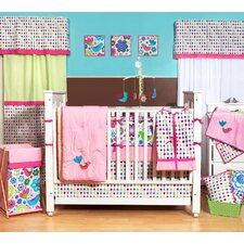 Botanical Sanctuary Crib Bedding Collection