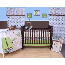 <strong>Bacati</strong> Camo Air Crib Bedding Collection