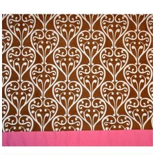 <strong>Bacati</strong> Damask Cotton Curtain Valance