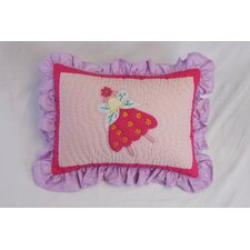 <strong>Bacati</strong> Fairyland Boudoir Pillow