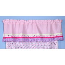 <strong>Bacati</strong> Fairyland Curtain Valance