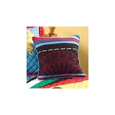 <strong>Bacati</strong> Biking Decorative Pillow