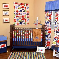 <strong>Bacati</strong> Transportation Crib Bedding Collection