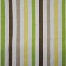 Mod Dots and Stripes Crib Fitted Sheet