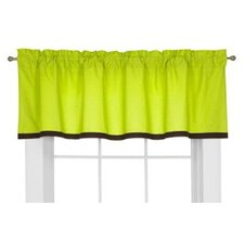 Valley of Flowers Cotton Curtain Valance