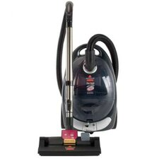 Pet Hair Eraser Cyclonic Canister Vacuum Cleaner